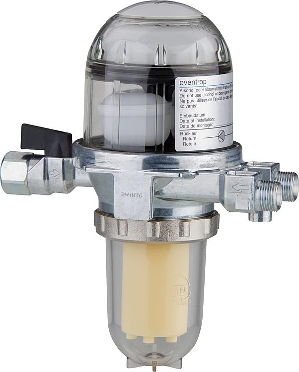 Ölfilter Heizölentlüfter Toc-Duo-3 Oventrop Ölentlüfter Heizölfilter Entlüfter