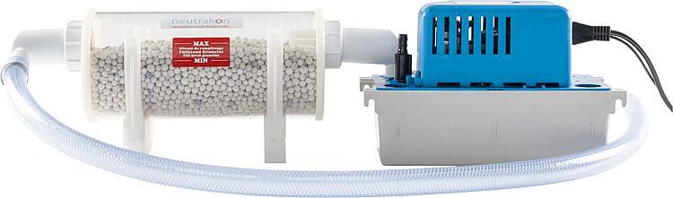 Neutrakon Boiler Kondensat Neutralisator 01//25 Für Gas Kondensierende Kocher