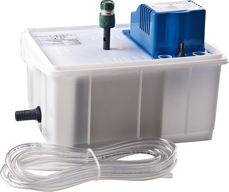 Neutralisationsbox RNA-Komfort Öl//Gas Typ SE bis 100 kW