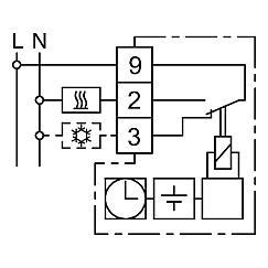 2 poliger Thermostat tausch - HaustechnikDialog