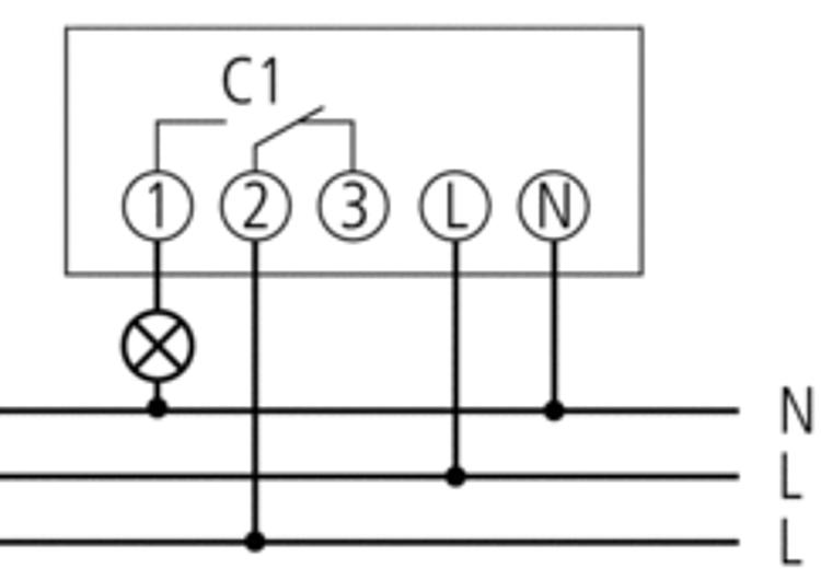 SYN 161 D analogue timer switch