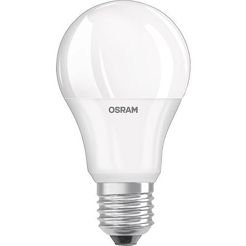 Led Lampe Osram 9w 827 240v E27 Cla60d Dimmbar