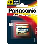 Panasonic lithium photo batteries