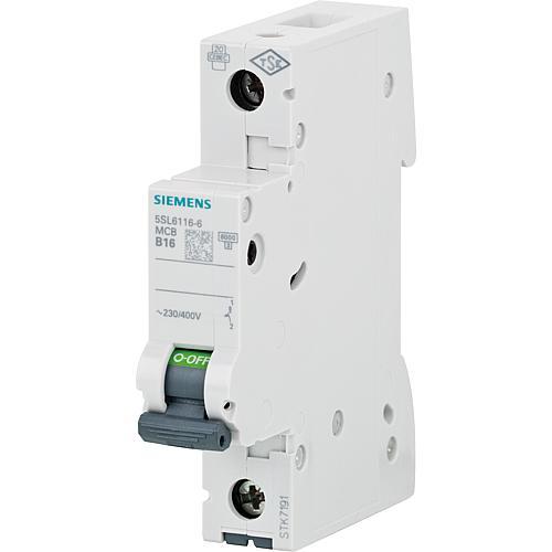 Siemens LS-Schalter 5SL6116-6 Leitungsschutzschalter B16 1-polig 230//400V 6kA