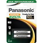 Panasonic rechargeable battery NiMH battery cells