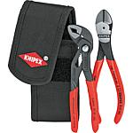 Mini pliers set, 2-piece
