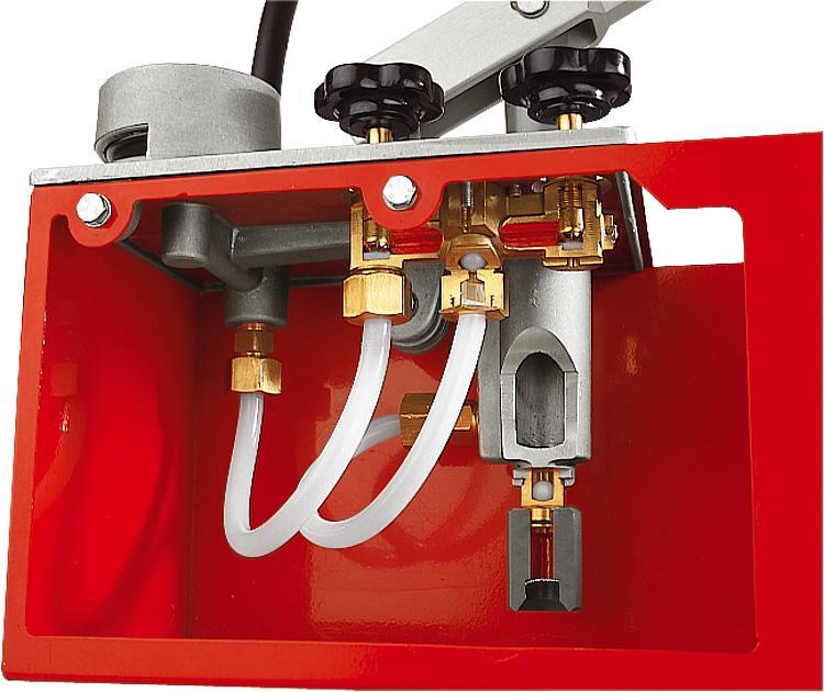 12L Système de chauffage de ligne d/'eau Pompe de test de pression
