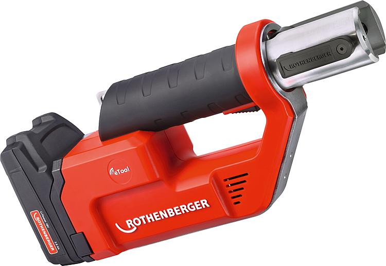 ROTHENBERGER Pressbacke ROMAX® Compact SV 18 mm
