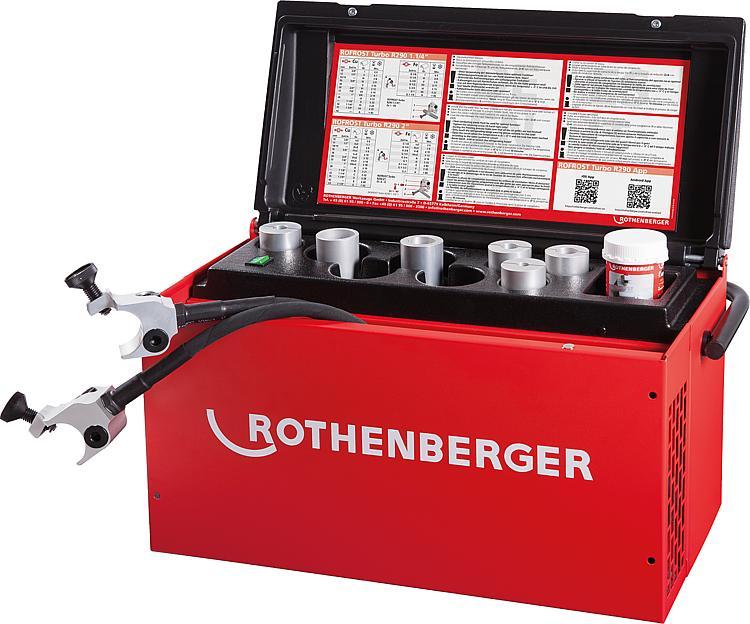 Insert Full Set Of 6 Sizes Rothenberger Rofrost Turbo Reduction Inserts