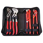 Plumbing pliers set, 4-piece