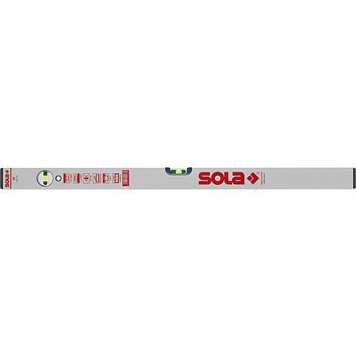 Sola AZM Alu Wasserwaage mit Magnet von 300 mm bis 2000 mm
