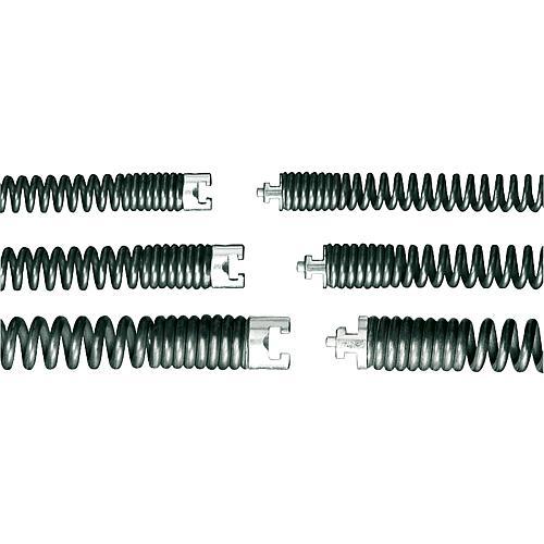 Gerader Bohrer f/ür 16mm Rohrreinigungsspirale