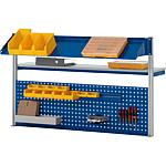 System extension set for workbenches with 1500 mm worktop