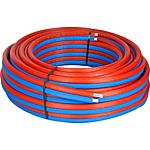 WS multi-layer composite piping, PE-RT, double pipe supplied in rolls