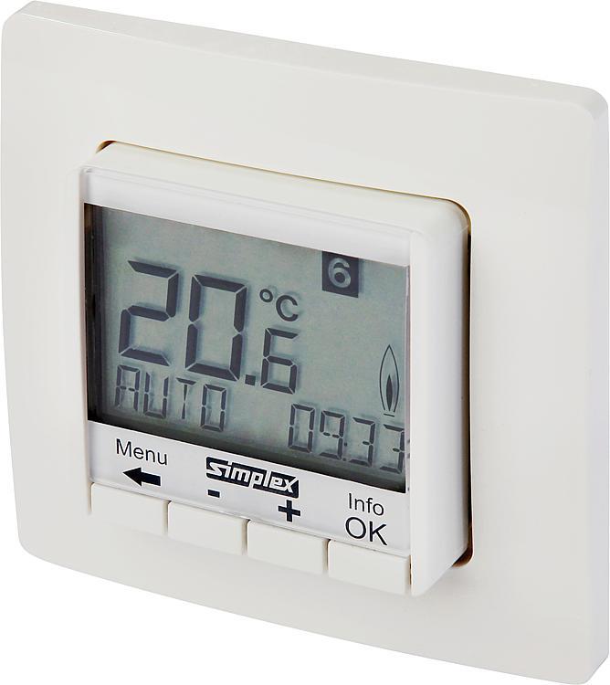 ws kombibox rtl th digital mit digitalem raumtemperaturregler. Black Bedroom Furniture Sets. Home Design Ideas