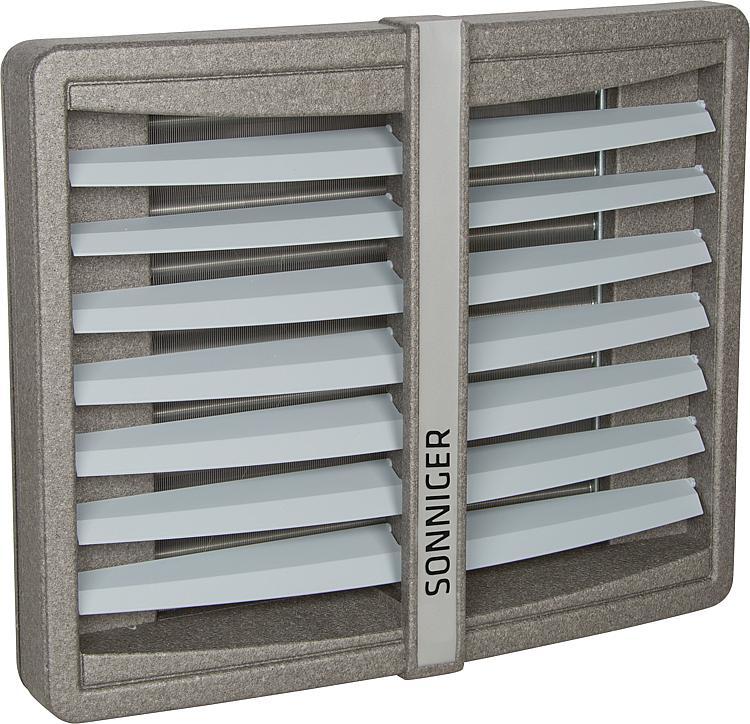 ws lufterhitzer heater r3 50 70kw mit 3 stufen motor. Black Bedroom Furniture Sets. Home Design Ideas