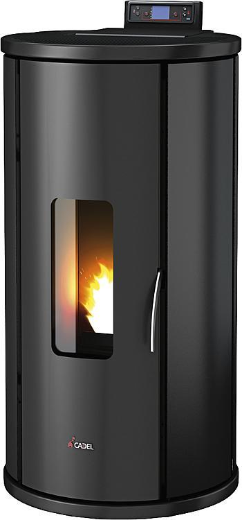 ws pelletofen sfera 3 air plus 10 5kw grundger t. Black Bedroom Furniture Sets. Home Design Ideas