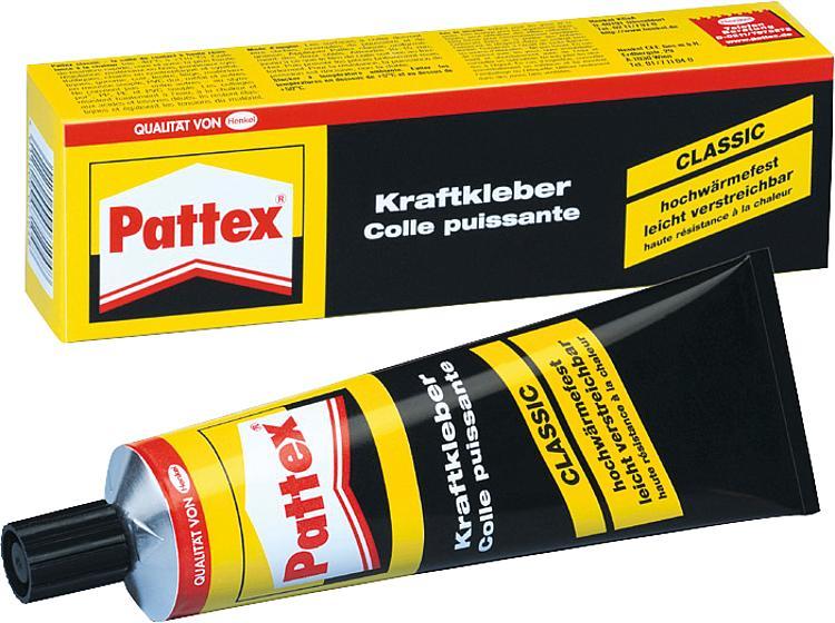 Pattex Kraftkleber Classic 125 g PCL4C hochwärmefest