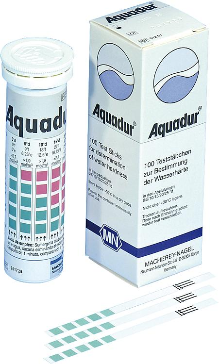 Test Rods Aquadur 174 For Determining Water Hardness 3 25 176 Dh