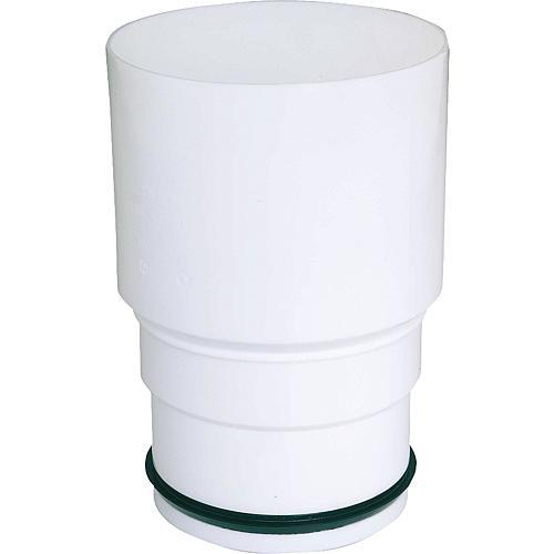 Aérateur Robinet de la bouteille pour installations sanitaires DN110