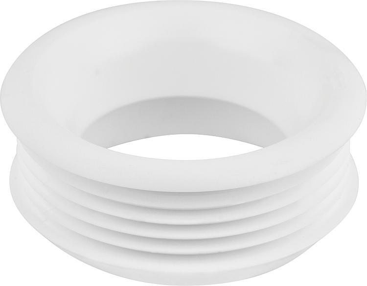 Gummi-Winkel-Spülrohrverbinder für Euro-WC