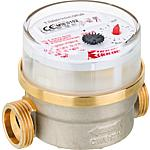 ETW-EAV for hot water to 90°C, 1.5 m3/h