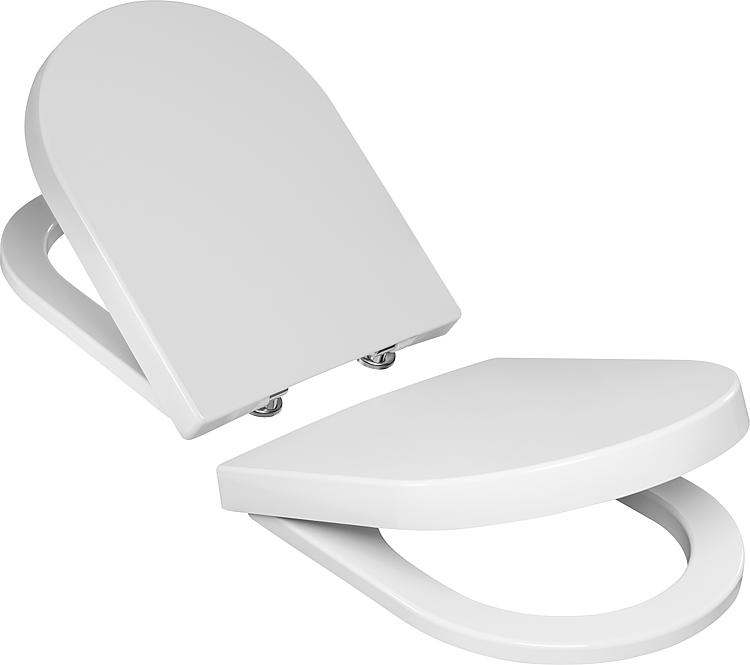 Kit de montage universel pour si/ège de toilette Charni/ère en acier inoxydable pour couvercle de toilette Pi/èces de r/éparation du si/ège de toilette avec vis