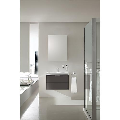 ws badm bel set eola anthrazit matt breite 600mm 2 ausz ge bg. Black Bedroom Furniture Sets. Home Design Ideas