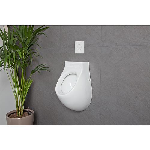 Urinaladapter Geberit zu Nuvola Urinal 242.309.00.1