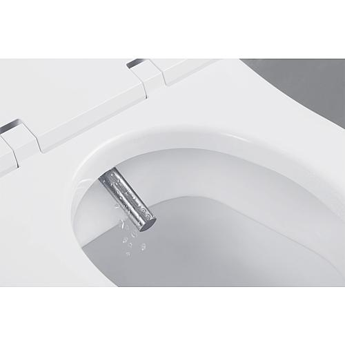 ViClean-L shower-toilet set Anwendung 2