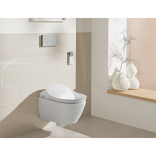 ViClean-L shower-toilet set Anwendung 4