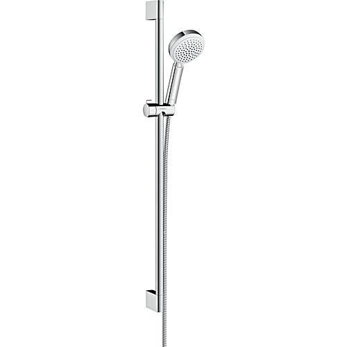 Hansgrohe Shower Set CROMA SELECT S Vario//Unica/'Crometta 900mm White//Chrome